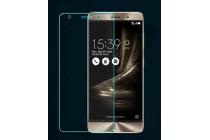 """Фирменная оригинальная защитная пленка для телефона  ASUS ZenFone 3 Deluxe ZS570KL 5.7""""  глянцевая"""