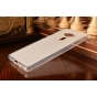 Фирменная ультра-тонкая силиконовая задняя панель-чехол-накладка для ASUS ZenFone 3 Deluxe ZS570KL 5.7