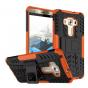 Противоударный усиленный ударопрочный фирменный чехол-бампер-пенал для ASUS ZenFone 3 Deluxe ZS570KL 5.7