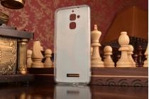 """Фирменная необычная из мягкого и тонкого силикона задняя панель-чехол-накладка для ASUS ZenFone 3 Max ZC520TL 5.2 """"тематика Бабочка"""""""