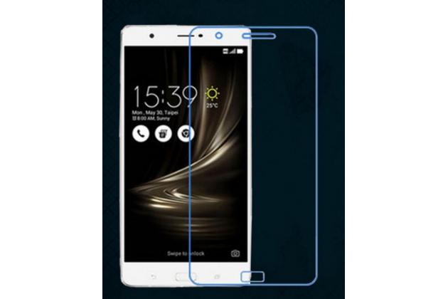 """Фирменная оригинальная защитная пленка для телефона  ASUS ZenFone 3 Ultra ZU680KL 6.8""""  глянцевая"""