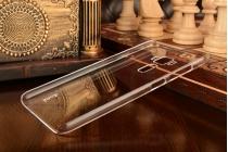 """Фирменная задняя панель-крышка-накладка из тончайшего и прочного пластика для ASUS Zenfone 3 ZE552KL 5.5"""" прозрачная"""