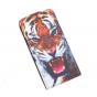 Фирменный вертикальный откидной чехол-флип для ASUS Zenfone 3 ZE552KL 5.5