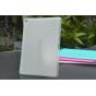 Фирменная ультра-тонкая полимерная из мягкого качественного силикона задняя панель-чехол-накладка для ASUS Zen..