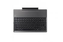Фирменная оригинальная съемная клавиатура со встроенными динамиками для планшета ASUS ZenPad 10 Z300CG/Z300CL/Z300C/ZD300CL/Z300M ЧЕРНАЯ + гарантия