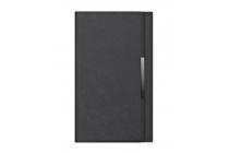 Фирменный оригинальный чехол-книжка Zen Clutch с подставкой и карманом для визитниц  для ASUS ZenPad 10 Z300CG/Z300CL/Z300C/ZD300CL/Z300M черного цвета