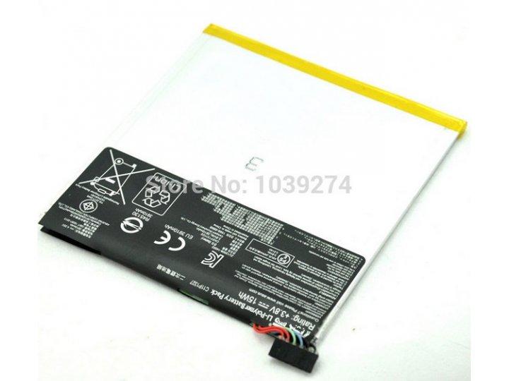 Фирменная аккумуляторная батарея 3910mAh C11P1327 на планшет Asus Fonepad 7 FE170CG + инструменты для вскрытия..