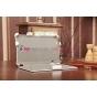 Чехол для Asus FonePad HD ME372CG белый кожаный