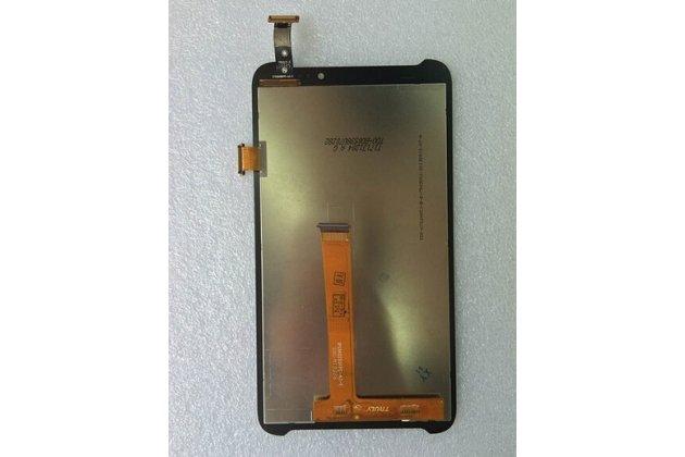 Фирменный LCD-ЖК-сенсорный дисплей-экран-стекло с тачскрином на планшета Asus Fonepad 7 HD ME372CG/ME372CL черный и инструменты для вскрытия + гарантия