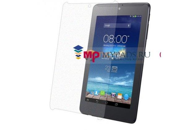 Фирменная защитная пленка для планшета Asus Fonepad 7 ME372CG матовая