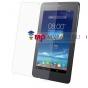 Фирменная защитная пленка для планшета Asus Fonepad 7 ME372CG матовая..