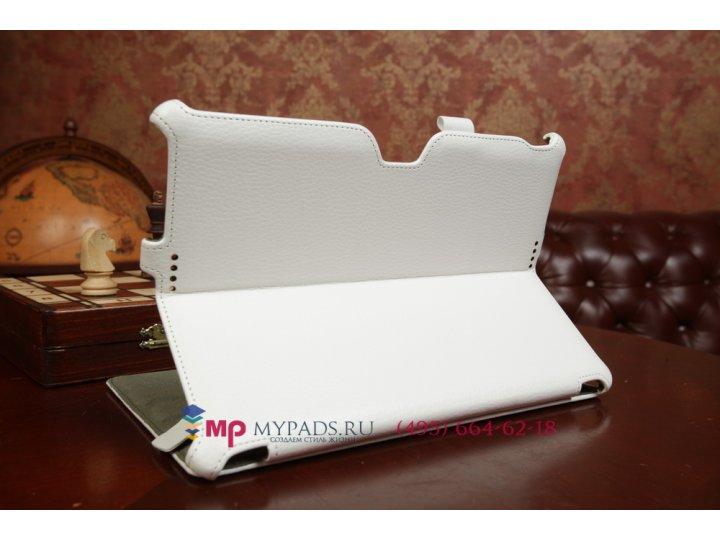 Фирменный чехол открытого типа без рамки вокруг экрана для Asus MeMO Pad FHD 10 ME302KL LTE с мульти-подставко..