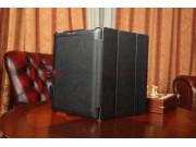 Чехол-обложка для Asus Memo Pad FHD 10 ME302С model K00A Smart Case черный кожаный..