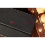 Чехол-обложка для Asus MeMo Pad 7.0 ME172V черный кожаный