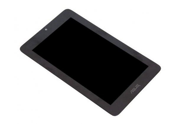 Фирменный LCD-ЖК-сенсорный дисплей-экран-стекло с тачскрином на планшета Asus MeMo Pad 7.0 ME172V черный и инструменты для вскрытия + гарантия