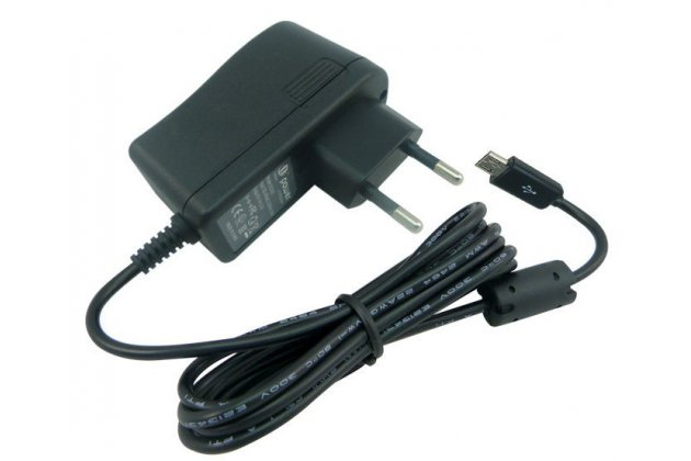 Фирменное оригинальное зарядное устройство от сети для Asus MeMo Pad 7.0 ME172V + гарантия