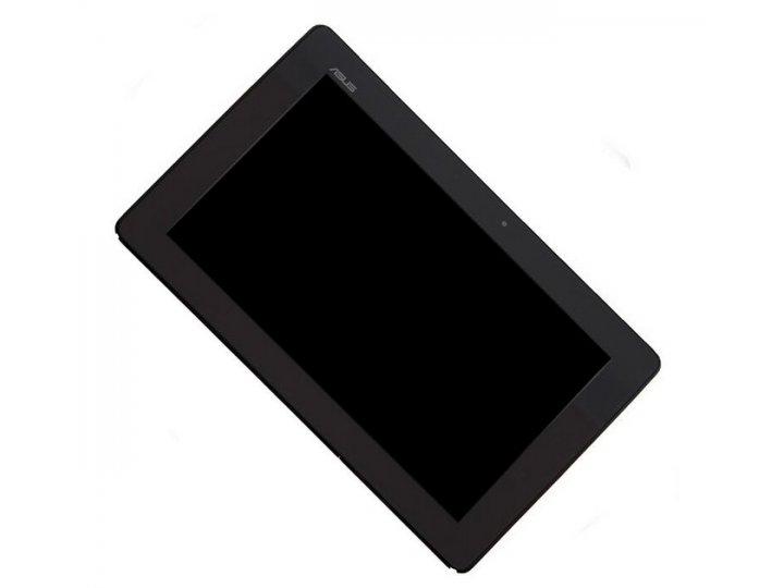 Фирменный LCD-ЖК-сенсорный дисплей-экран-стекло с тачскрином на планшета Asus MeMo Pad Smart ME301T черный и и..