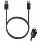 Фирменный оригинальный USB дата-кабель для планшетной док-станции/телефона/смартфона Asus PadFone 2 A68 + гара..