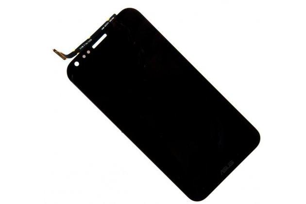 Фирменный LCD-ЖК-сенсорный дисплей-экран-стекло с тачскрином на телефон Asus PadFone Infinity A86 черный и инструменты для вскрытия + гарантия