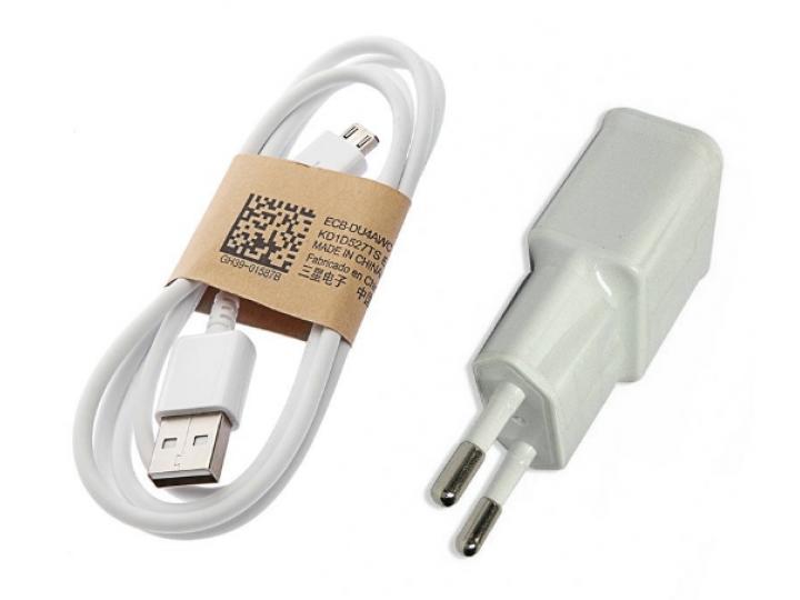Фирменное оригинальное USB зарядное устройство от сети для телефона Asus Padfone S 5 PF500KL + гарантия..