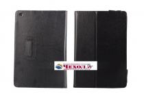 Чехол для ASUS Transformer Book T100 Chi / T1 Chi черный кожаный