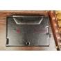 Фирменный чехол-обложка для Asus New Transformer Pad Infinity TF701T-1B027A Dockс док-станцией черный кожаный