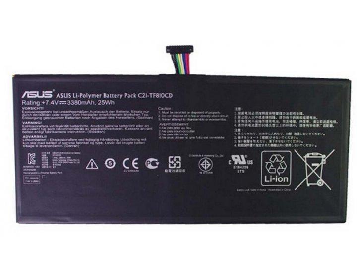 Фирменная аккумуляторная батарея 3380mAh C21-TF810CD на планшет Asus VivoTab TF810C/TF810TG + инструменты для ..
