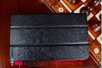 Фирменный оригинальный чехол-футляр-книжка для Asus VivoTab 8 M81C черный