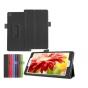 Чехол для Asus ZenPad 7.0 Z370C/Z370CG/Z370KL черный кожаный..