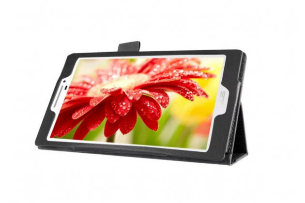 Чехол для Asus ZenPad 7.0 Z370C/Z370CG/Z370KL черный кожаный