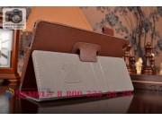 Фирменный чехол бизнес класса для Asus ZenPad C 7.0 Z170C/Z170CG/Z170MG с визитницей и держателем для руки кор..
