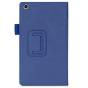 Фирменный чехол бизнес класса для Asus ZenPad C 7.0 Z170C/Z170CG/Z170MG с визитницей и держателем для руки син..