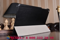 """Фирменный умный чехол самый тонкий в мире для Asus ZenPad Z10 ZT500KL"""" iL Sottile черный пластиковый Италия"""
