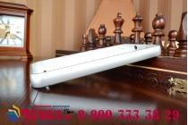 """Фирменная металлическая задняя панель-крышка-накладка из тончайшего облегченного авиационного алюминия для Asus Zenfone 2 5.5"""" ZE550/ZE551ML серебристая"""
