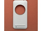 Родная оригинальная задняя крышка-панель которая шла в комплекте для  ASUS ZenFone Zoom ZX551ML / ZX550ML бела..