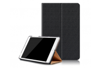 """Фирменный чехол-футляр-книжка для ASUS ZenPad 3s 10 / ASUS ZenPad 10 Z500M  9.7"""" черный кожаный"""