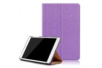 """Фирменный чехол-футляр-книжка для ASUS ZenPad 3s 10 / ASUS ZenPad 10 Z500M  9.7"""" фиолетовый кожаный"""