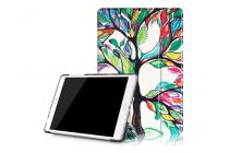 """Фирменный необычный чехол для ASUS ZenPad 3s 10 / ASUS ZenPad 10 Z500M  9.7""""  """"тематика книга Сказочное Дерево"""""""