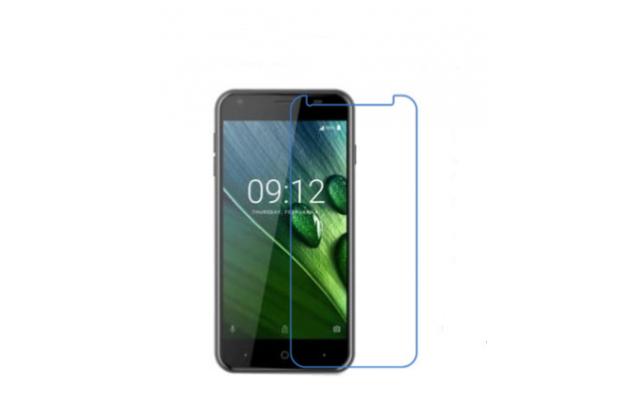 """Фирменная оригинальная защитная пленка для телефона  Acer Liquid Z6 5.0"""" глянцевая"""