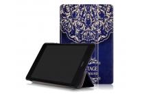 """Фирменный необычный чехол для ASUS ZenPad Z8 Z581KL 7.9"""" """"тематика книга в Винтажном стиле"""""""