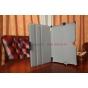 Фирменный чехол для Asus Memo Pad 10 ME102A model K00F черный натуральная кожа