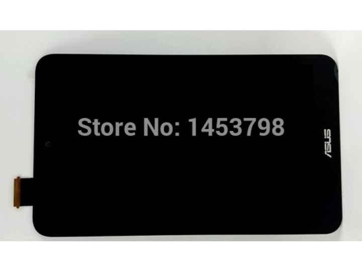 Фирменный LCD-ЖК-сенсорный дисплей-экран-стекло с тачскрином на планшета Asus Memo Pad 8 ME180A черный и инстр..