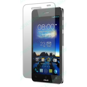 Фирменная защитная пленка для телефона Asus Padfone Infinity New A86 матовая