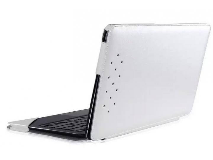 Фирменный чехол-футляр для Asus Transformer Book T3 Chi / T300 Chi с отделением под клавиатуру /док станцию бе..