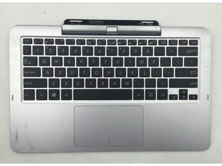 Фирменная оригинальная съемная клавиатура/док-станция  для планшета Asus Transformer Book T200TA-CP004H Dock K..