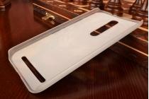 """Фирменная необычная уникальная пластиковая задняя панель-чехол-накладка для ASUS Zenfone 2 ZE550ML / ZE551ML 5.5 """"тематика Тигр"""""""