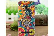 Фирменная роскошная задняя панель-чехол-накладка с безумно красивым расписным эклектичным узором на Asus Zenfone 5 A502CG