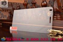 Фирменное защитное закалённое противоударное стекло премиум-класса из качественного японского материала с олеофобным покрытием для Asus Zenfone C ZC451CG