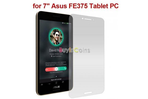 Фирменная оригинальная защитная пленка для планшета Asus Fonepad 7 FE375CXG K019 матовая