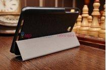 """Фирменный умный чехол самый тонкий в мире для ASUS MeMO Pad 7 ME176CX-1A033A model K013 """"Il Sottile"""" черный пластиковый Италия"""